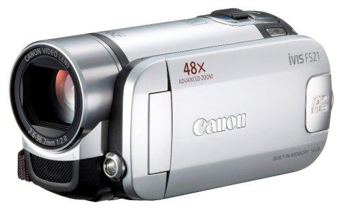 Canon デジタルビデオカメラ iVIS (アイビス) FS21 IVISFS21