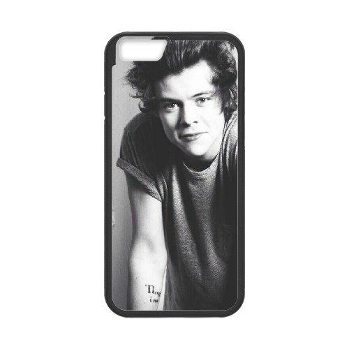 iPhone 6 Case, CellPowerCasesTM Joy Division Unknown Pleasures [Fit Series] -iPhone 6 (4.7) Black Case [iPhone 6 (4.7) V4 Black] мужская майка custom joy division unknown pleasures