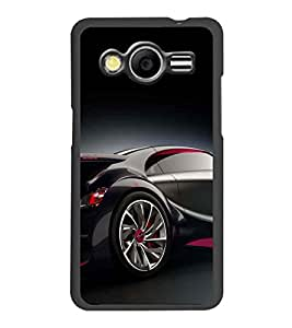 PRINTSWAG RACE CAR Designer Back Cover Case for SAMSUNG GALAXY CORE 2 G355H