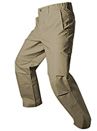Vertx Men\'s Original Tactical Pants, Desert Tan, 36-32, VTX1000