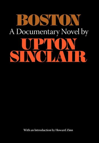 upton sinclair ignited a cultural revolution As upton sinclair observed in an earlier era, it's hard to get a man to understand something if his job requires that he doesn't understand it clardy clearly understands his job in.