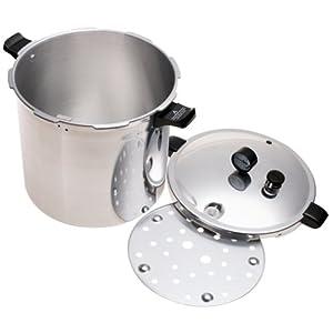 PRESTO pressure cooker width=