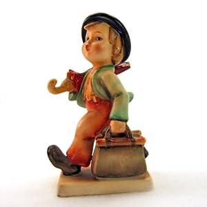 Amazon.com: Hummel Figurine Merry Wanderer # 7: Home & Kitchen