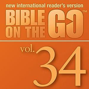 Bible on the Go, Vol. 34: The Early Life of Jesus (Luke 1-2; Matthew 2) Audiobook