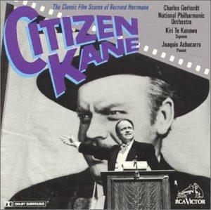 Citizen Kane: The Classic Film Scores of Bernard Herrmann
