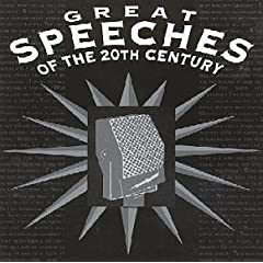 Great Speeches of 20th Century