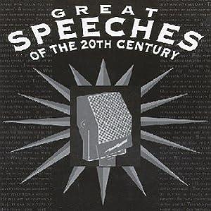 Great Speeches of 20th Century