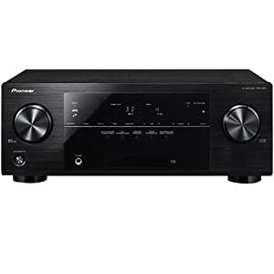 Pioneer VSX-822-K 5.1-Channel Network Ready A/V Receiver (Discontinued by Manufacturer)