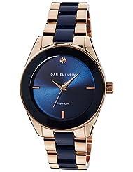 Daniel Klein Analog Blue Dial Women's Watch - DK10423