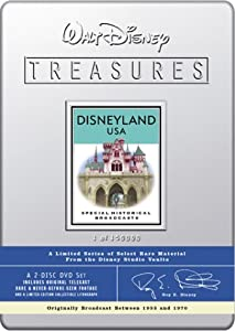 Walt Disney Treasures - Disneyland USA