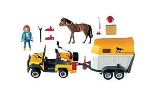 Playmobil 3249 Equine Transporter