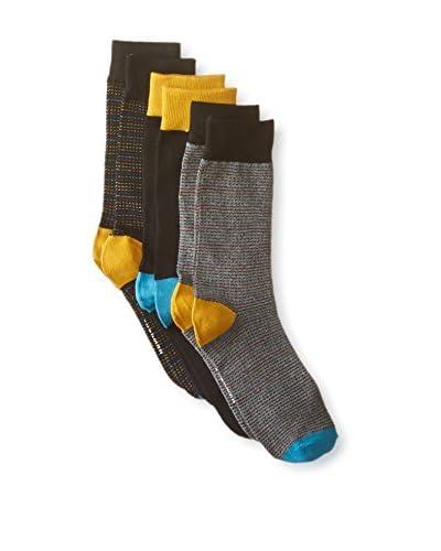 Ben Sherman Men's Henry Socks - 3 Pack