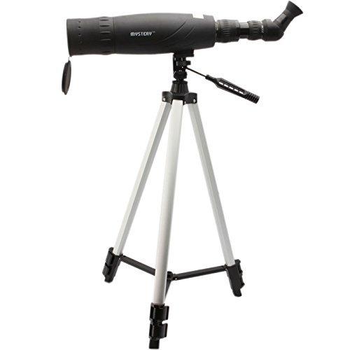 Great Value Telescope Professional 15-45X60 Mystery Landscape Lens Telescope Black