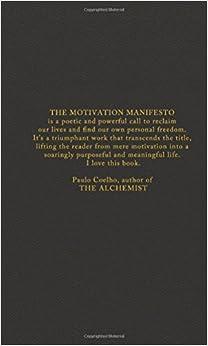 The Motivation ManifestoHardcover– October 28, 2014