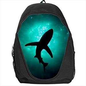 Amazon.com: Underwater Deep Sea Shark Silhouette Popular
