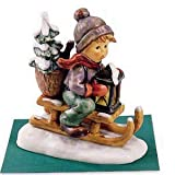 Hummel Mi Hummel Figurines Ride Into Christmas 4 25