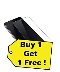 Panasonic Eluga L2 BUY 1 GET 1 FREE TEMPERED GLASS SCREEN PROTECTOR 2.5 D CURVE