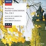 Beethoven-Concertos Piano N 3 et 4-La...