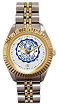 Air Force Academy Falcons- (United States) Ladies Executive Stainless Steel Sports Watch