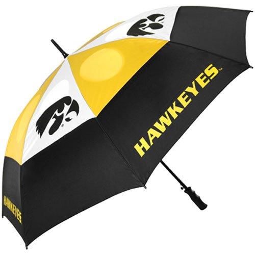 """Детские товары для спорта Iowa Hawkeyes NCAA Golf Umbrella (62"""")"""