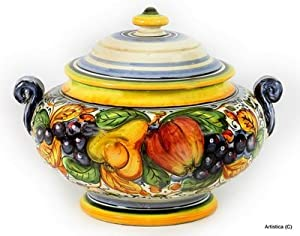 FRUTTA: Round pot Tureen [#4325-FRU] by FRUTTA Collection