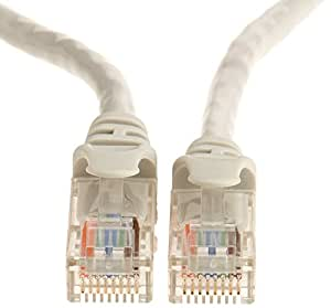 AmazonBasics Ethernet-Patchkabel (Netzwerkkabel, RJ-45, Cat-5e) 15,2 m