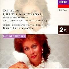Canteloube: Chants d'Auvergne 41QZXMT383L._AA240_