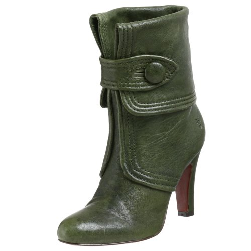 FRYE Women's Ava Button Bootie