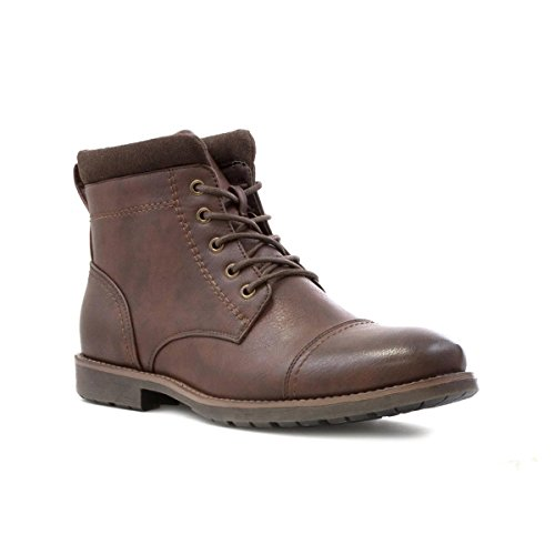 beckett-mens-brown-lace-up-ankle-boot-size-9-brown