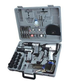 43pc Air Tool Kit with Case