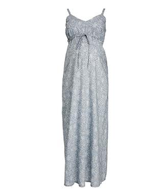 Maternity Ditsy Woven Maxi Dress