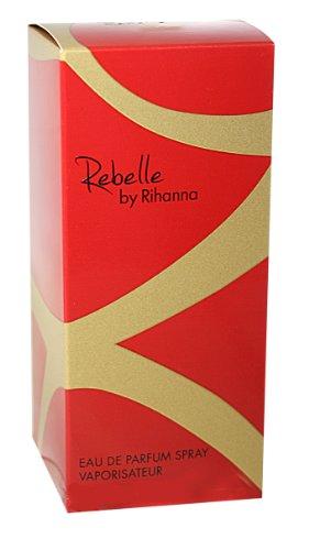 rihanna rebelle eau de parfum spray for women 34 ounce