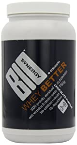 Bio-Synergy Whey Better, Chocolate, 750 Grams