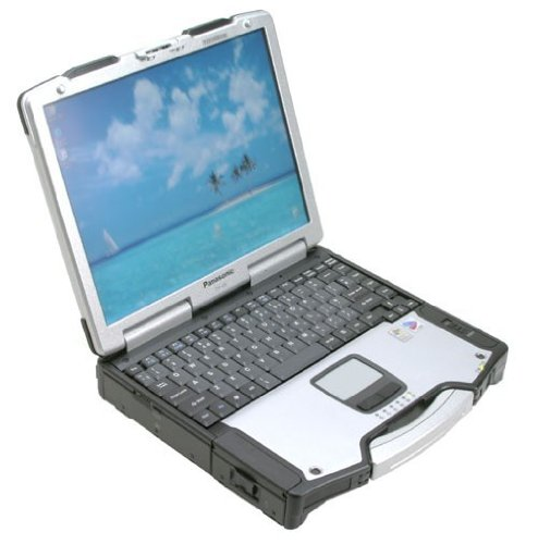 Panasonic Toughbook CF-29H3 Rugged Notebook PC