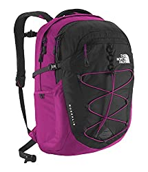 Women's The North Face Borealis Backpack Dramatic Plum/TNF Black Size One Size