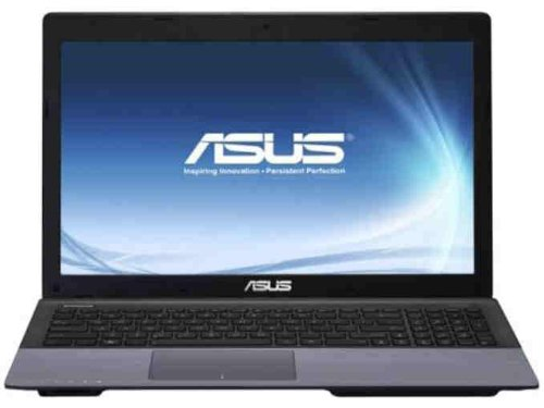 Asus K55VD-DH51 15.6 LED Notebook - Intel Pith i5 2.50 GHz - Black - 6 GB RAM - 750 GB HDD - DVD-Novelist - NVIDIA GeForce GT 610M Graphics - Legitimate Windows 8 64-bit - 1366 x 768 Advertise - Bluetooth