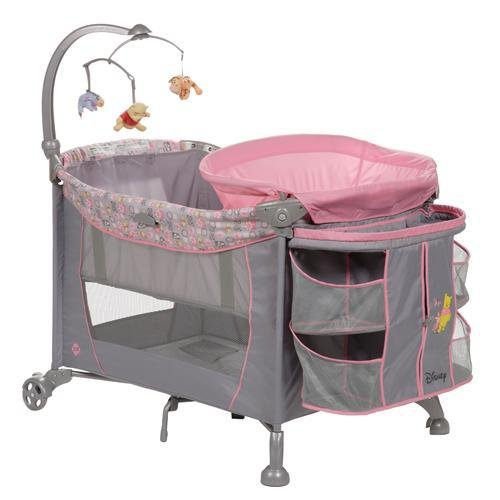DISNEY CARE CENTER PLAY YARD BY COSCO