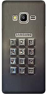 Back Cover For Samsung Z2 - Fashionury