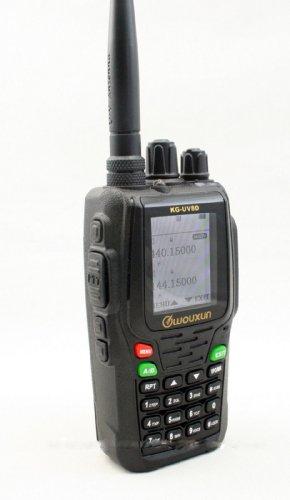 Wouxun KG-UV8D Dual-Band 134-174/400-480 MHz