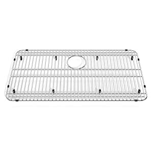 American Standard Prevoir Bottom Grid Kitchen Sink Rack, Stainless Steel