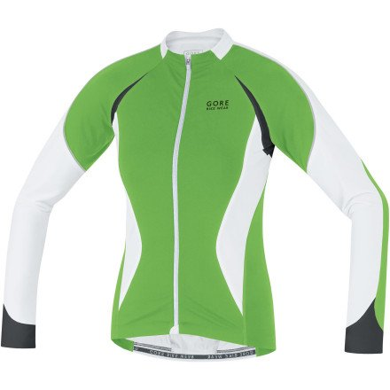 Gore Bike Wear Women's Oxygen FZ Lady Long Sleeve Jersey