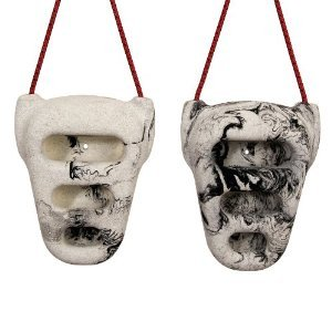 Metolius Rock Rings 3D - Black/White