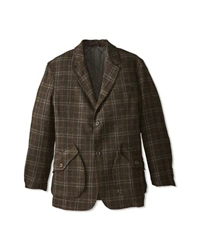 Mother Freedom Men's Savaria Wool Plaid Jacket