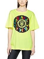 Love Moschino Camiseta Manga Corta (Amarillo)
