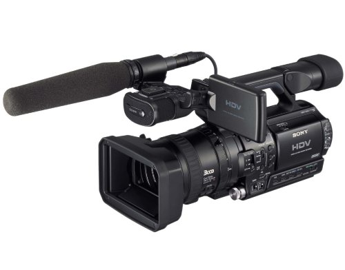 Sony Pro HVR-Z1 Digital Camcorder
