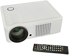 HTP LED-33 Digital LED Projector HDMI USB - for PC Video DVD amp Game Consoles