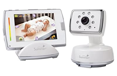 Summer Infant Privacy Plus Series Baby Touch 2.0 Color Video Monitor