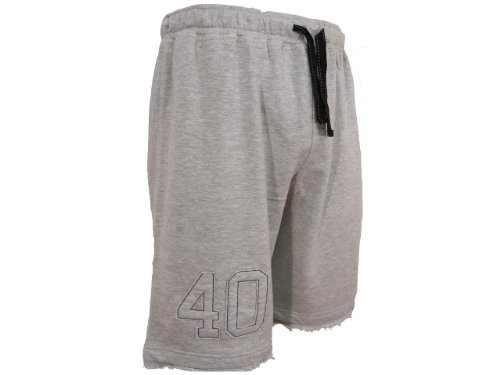 **Great Value** Mens Grey Marl Gym/lounge Shorts - Medium
