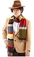 Dr. Doctor Who 4th Fourth Costume Accessory Scarf