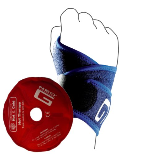 Neo G Wrist & Thumb 3D Integrated Hot&Cold Therapy Compression Support